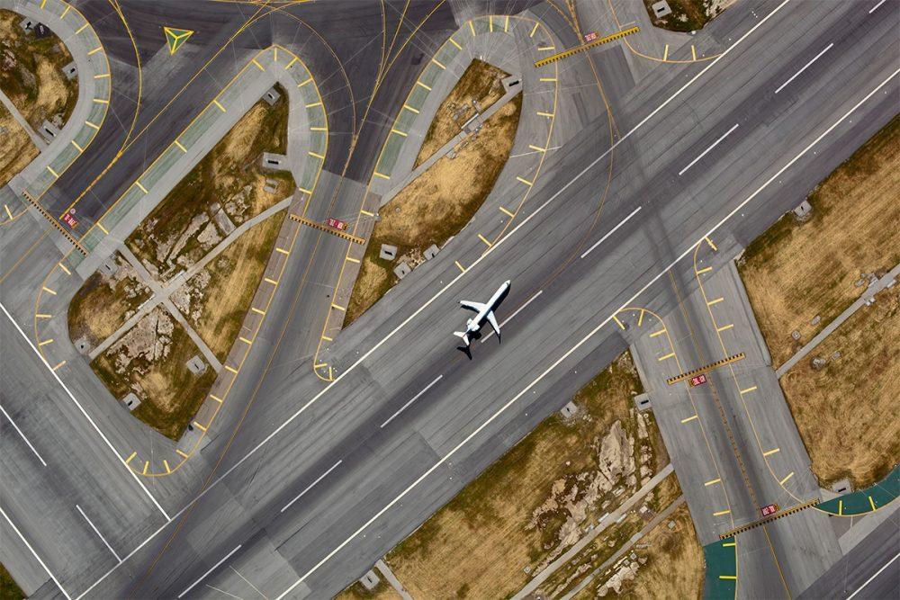 تصویر برداری هوایی با پرنده های بدون سرنشین