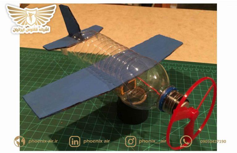 اسباب بازی هواپیما سقفی
