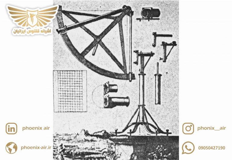تجهیزات نقشه برداری تهران
