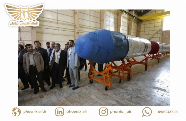 معرفی موشک های ایرانی