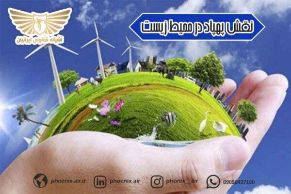 کاربرد پهپاد در محیط زیست