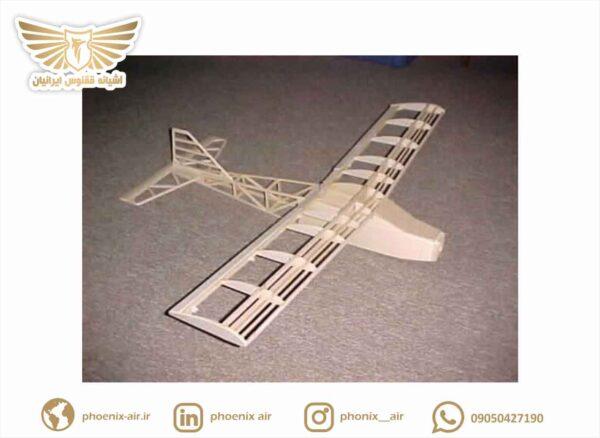 ساخت هواپیمای مدل